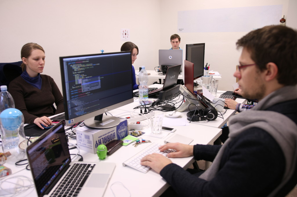 Tým Startupjobs
