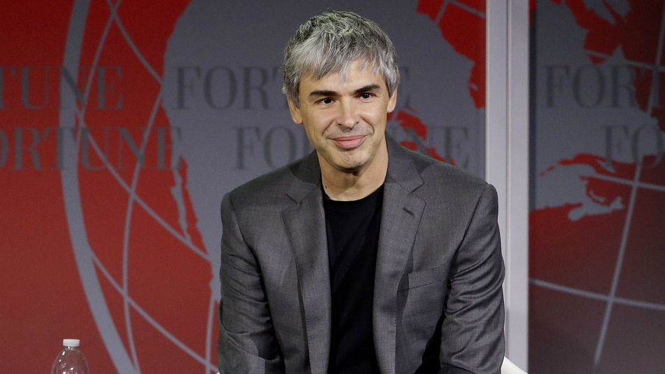 CEO Alphabet, Larry Page